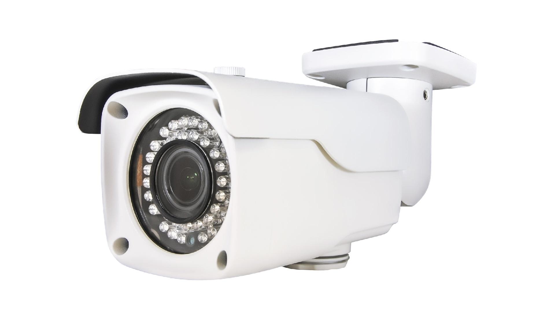 2.1メガピクセル防水バレット型AHD ワンケーブルカメラ
