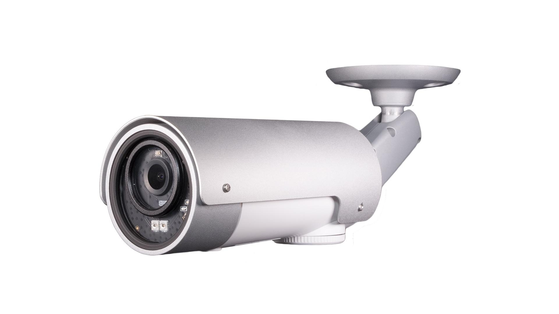 2.1メガピクセル防水バレット型ネットワークカメラ