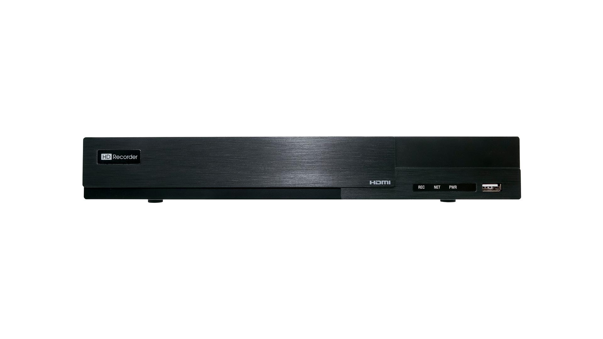 8chハードディスクネットワークビデオレコーダー