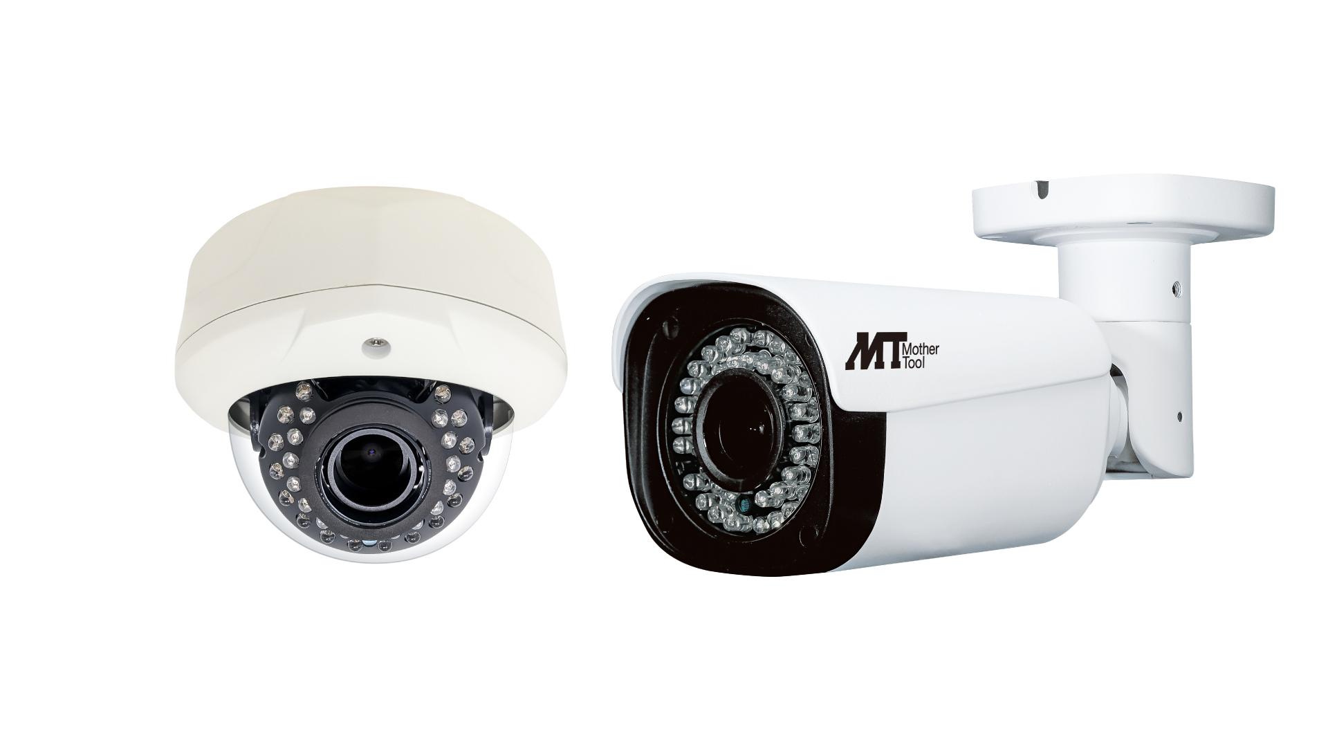 AHDツーケーブルカメラ