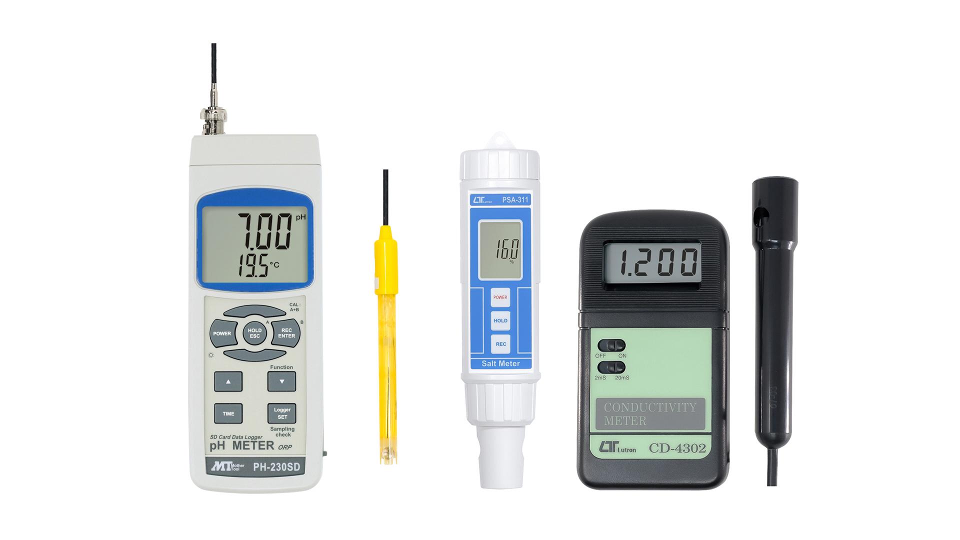水質測定機器