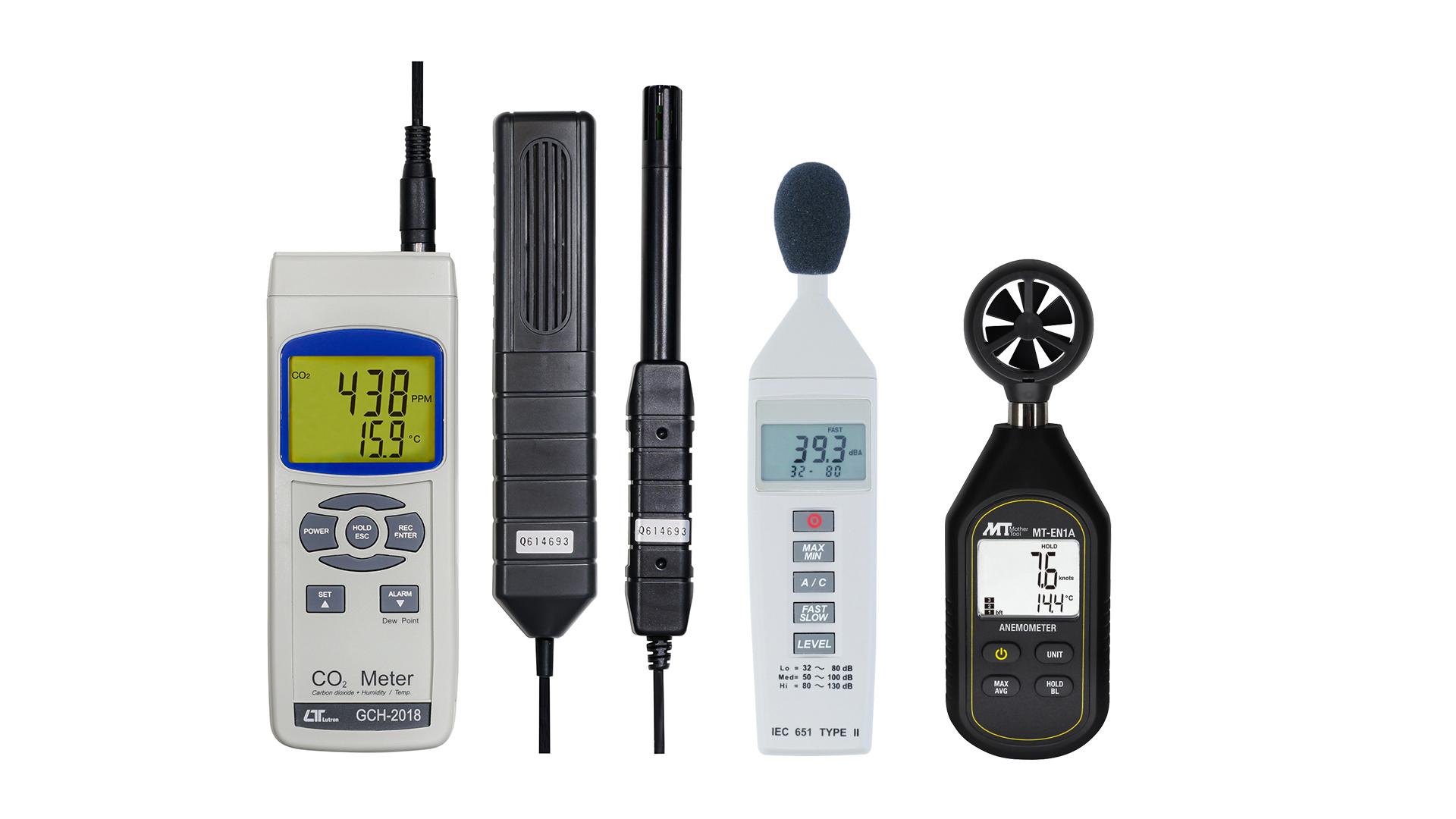 環境測定機器